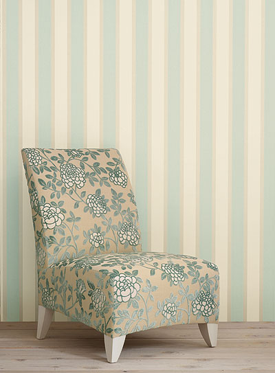 grovestripe by jane churchill the interior library dublin wallpapers fabrics curtains. Black Bedroom Furniture Sets. Home Design Ideas